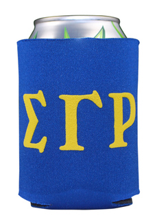 Sigma Gamma Rho Pocket Can Cooler