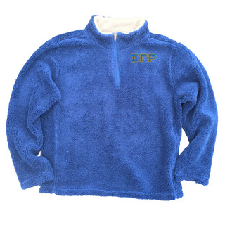 Sigma Gamma Rho Sherpa Pullover