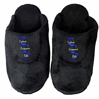 DISCOUNT-Sigma Gamma Rho Slippers