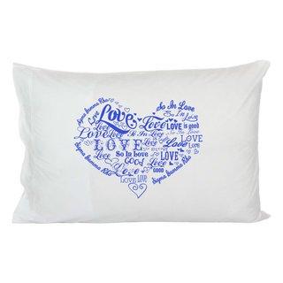 Sigma Gamma Rho So In Love Pillowcase