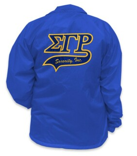 Sigma Gamma Rho Crossing / Line Jacket