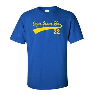 Sigma Gamma Rho Tail T-Shirts