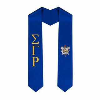 Sigma Gamma Rho World Famous EZ Stole - Only $29.99!
