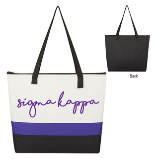Sigma Kappa Affinity Tote Bag