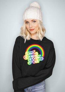 Sigma Kappa Awe Walk Crewneck Sweatshirt