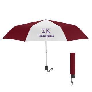 Sigma Kappa Budget Telescopic Umbrella