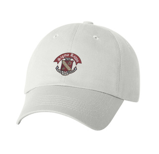DISCOUNT-Sigma Kappa Crest - Shield Hat