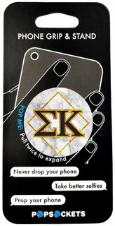 Sigma Kappa Diamond Pop Socket