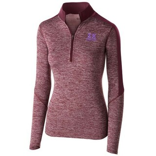 Sigma Kappa Electrify 1/2 Zip Pullover