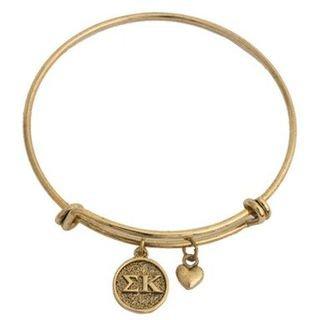 Sigma Kappa Expandable Bracelet