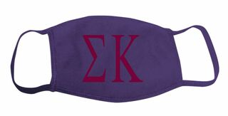 Sigma Kappa Face Masks