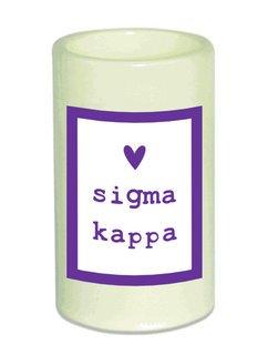 Sigma Kappa Flameless Candle