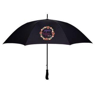 Sigma Kappa Floral Umbrella