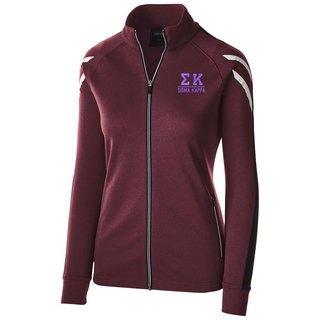 Sigma Kappa Flux Track Jacket