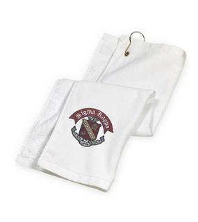 DISCOUNT-Sigma Kappa Golf Towel