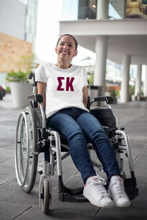 Sigma Kappa Jordyn Comfort Colors T-Shirt