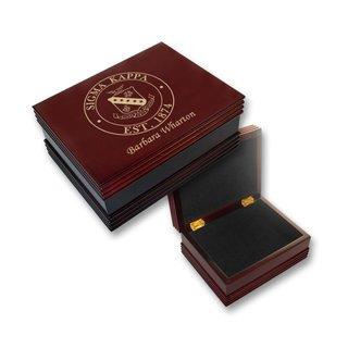 Sigma Kappa Keepsake Box