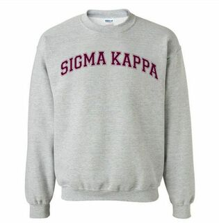 Sigma Kappa Nickname College Crew