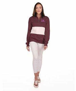 Sigma Kappa Quad Pullover