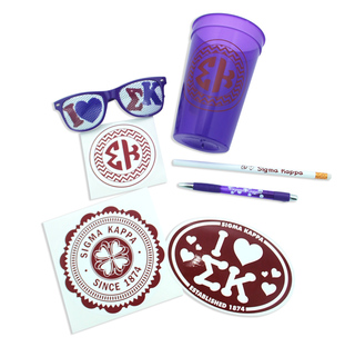 Sigma Kappa Sister Set - Save 20%