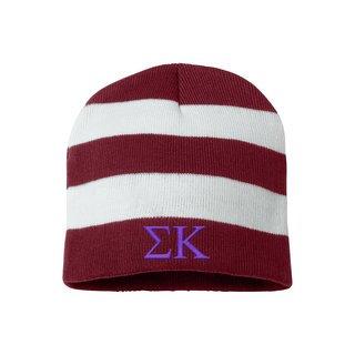 Sigma Kappa Winter Beanie Ski Cap