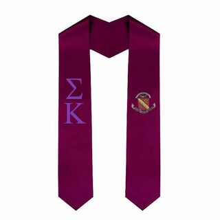 Sigma Kappa World Famous EZ Stole - Only $29.99!