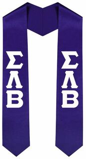 Sigma Lambda Beta  Alumni, Graduation Stoles & Gifts
