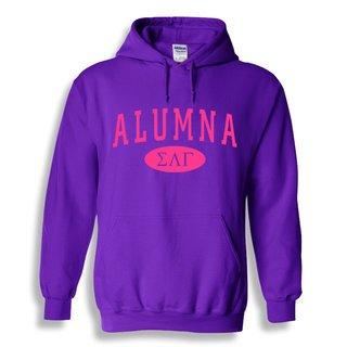 Sigma Lambda Gamma Alumna Sweatshirt Hoodie