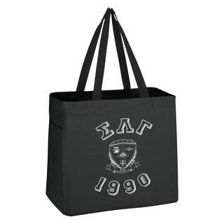 Sigma Lambda Gamma Block Crest - Shield Cape Town Bag