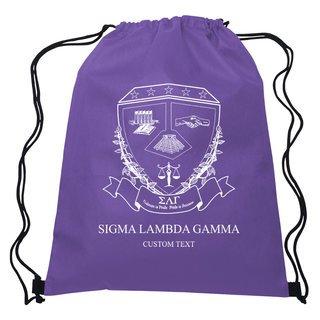 Sigma Lambda Gamma Sports Pack Bag