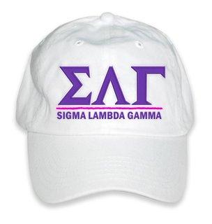 Sigma Lambda Gamma World Famous Line Hat