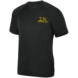 Sigma Nu- $15 World Famous Dry Fit Wicking Tee