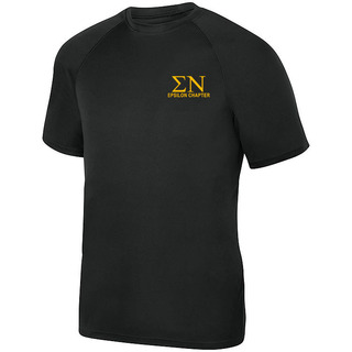 Sigma Nu- $17.95 World Famous Dry Fit Wicking Tee