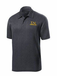 Sigma Nu- $25 World Famous Greek Contender Polo
