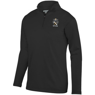 DISCOUNT-Sigma Nu-  World famous-Crest - Shield Wicking Fleece Pullover