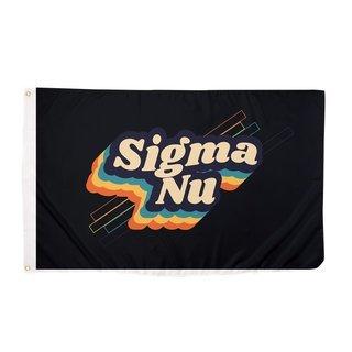 Sigma Nu 70's Flag