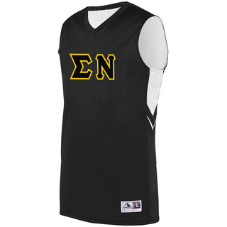 DISCOUNT-Sigma Nu Alley-Oop Basketball Jersey