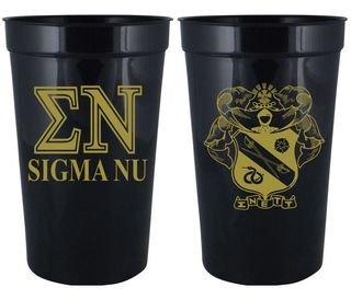 Sigma Nu Big Crest Stadium Cup