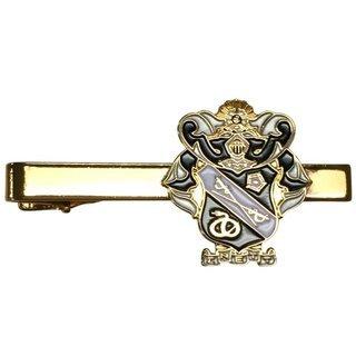 Sigma Nu Color Crest - Shield Tie Clips