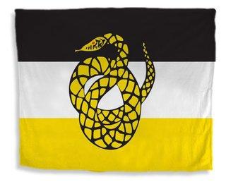 Sigma Nu Flag Giant Velveteen Blanket