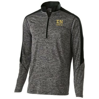 Sigma Nu Fraternity Electrify 1/2 Zip Pullover