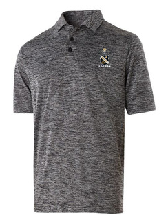 Sigma Nu Greek Crest Emblem Electrify Polo
