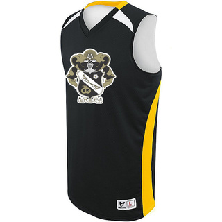 Sigma Nu High Five Campus Basketball Jersey