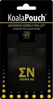 Sigma Nu Koala Pouch Phone Wallet