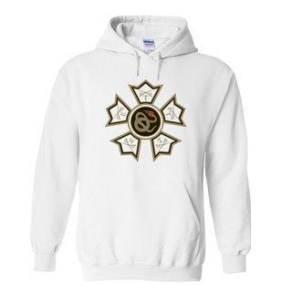 Sigma Nu Logo Hooded Sweatshirt