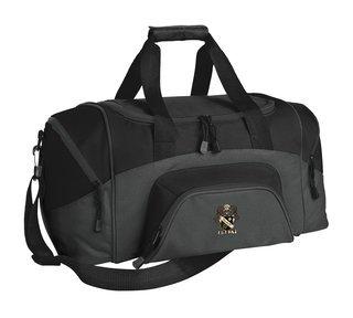 Sigma Nu Colorblock Duffel Bag