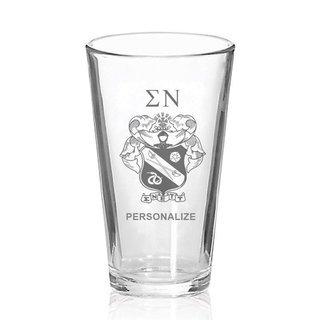 Sigma Nu Mixing Glass
