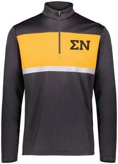 Sigma Nu Prism Bold 1/4 Zip Pullover