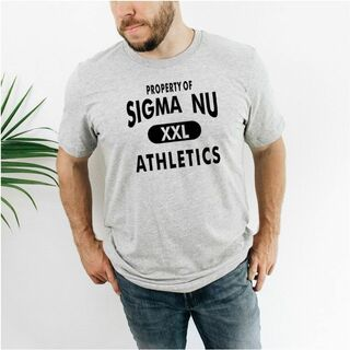 Sigma Nu Property Of Athletics