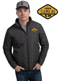 Sigma Nu Repreve ECO Jacket
